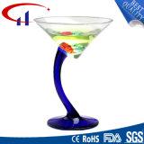 Novo Design barato de vidro transparente Icecream Cup (CHG8131)