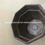 庭Home Decoration (HP-07)のための八角形のPlastic Flowerpot