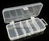 5개의 룸 플라스틱 낚시질 상자 어업 부속품