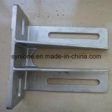 Pezzi di ricambio del pezzo fuso di investimento di montaggio di metallo