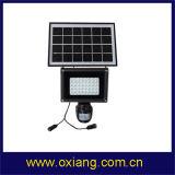 Câmera solar da luz do sensor da carga PIR da maneira da sustentação 2