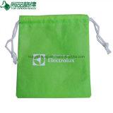 Sostenedor no tejido cómodo reutilizable modificado para requisitos particulares de la bolsa del bolso de lazo de Eco