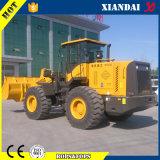 Xd950g hidráulico cargador de 5 toneladas