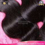 100% unverarbeitete natürliche wellenförmiges Haar-einschlagphilippinische Jungfrau-Menschenhaar-Großhandelsextension