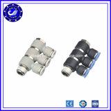 Montaggio di tubo pneumatico dell'accessorio per tubi della vite dei montaggi del condotto del condizionamento d'aria