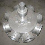 Cabeça de sistema de extinção de incêndios da liga de alumínio de torre refrigerando