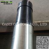 Klasseen-Qualitätsrostfestes Rohr gründete Wasser-Quellfilter SS316L