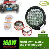 CREATE Round 160W 8inch Auto Working Lamp LED Driving Light
