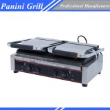 Restaurant commercial Sandwich Press Panini Grill Plat Plat Plateaux Machiery
