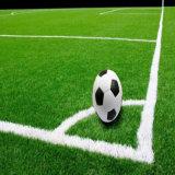 Het synthetische Kunstmatige Gras van Vezels voor Landschap, het Gebied van de Sport