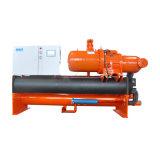 Nanjing-industrielle wassergekühlte Wasser-Schrauben-Kühler