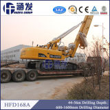 Giratorio Hanfa Pile Driver HF168A Perforación