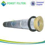 De Forst Geplooide Patroon van de Filter van de Zak van het Cement