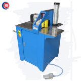 Mangueira de borracha máquina de corte com lâmina importados