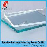 vidrio claro del vidrio de flotador de 1-19m m/ventana con Ce