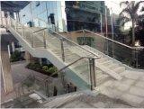 Ausgeglichenes Balustrade-oder Geländer-Glas
