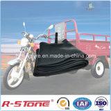 Tubo interno de triciclo natural de alta qualidade 5,00-12