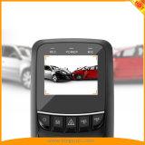 Boîte noire de véhicule avec 1.5inch l'appareil-photo de véhicule de résolution de l'étalage FHD1080p