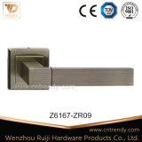 Maniglie di portello di legno della leva dello zinco con il trattamento di superficie galvanizzato (Z6167-ZR13)