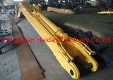 perche et bras de portée de longueur de 20m longs pour l'excavatrice de Hyundai R330 (HD-LDB350-1)