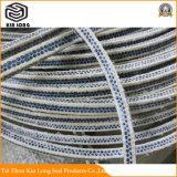 Из арамидного волокна упаковки с малым коэффициентом трения, универсальность, мягкость, высокой прочности и защитный эффект на вал рулевой тяги.