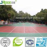 UV суд волейбола сопротивления резвится настил для используемого напольного