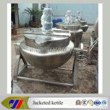 남비를 요리하는 증기 난방 재킷 요리 탱크