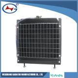 Radiatore di alluminio pieno Z482-2 per il radiatore di scambio termico del generatore
