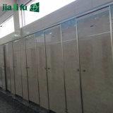 Compartimento durável do toalete da estratificação HPL do estojo compato de Jialifu