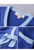 女の子のための100%年の綿のKnitttedのばねか秋の子供の衣服
