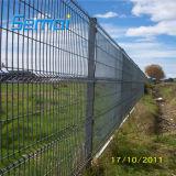 Покрынная PVC сваренная загородка ячеистой сети с ценой по прейскуранту завода-изготовителя