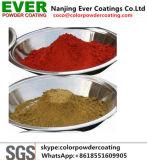 スムーズなマット10%-20%のトラフィックのBalckカラーRal9017粉のコーティングを使用して屋外ポリエステル