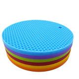 Garniture de couvre-tapis de caboteur de silicones personnalisée par vaisselle avec 100% catégories comestibles