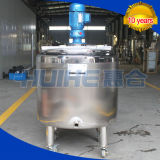 El tanque de mezcla del vacío sanitario del acero inoxidable