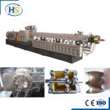 Linha da máquina de extrusão de perfil de PVC de reciclagem para compostos plásticos