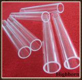 透過溶かされた紫外線妨害の水晶ガラス管の管