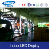 High Brightness LED Display를 가진 임대 Aluminum LED Cabinet