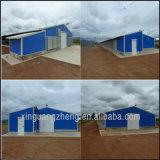Chambres commerciales de poulet à rôtir de construction rapide