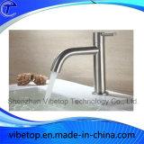 Cuarto de baño de acero inoxidable grifo doblando el tubo (BF-005-1)