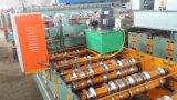 De hete Verglaasde Tegels die van het Dakwerk van de Verkoop Blad Machine maken