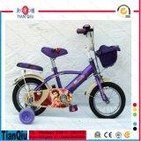 Bicicletta Bambino Girls Bicicleta de 16 pulgadas de bicicletas para niños