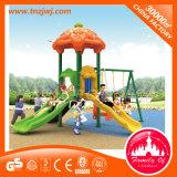 Les activités de terrain de jeux pour enfants jouer l'équipement du tunnel en plastique