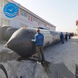 Lancio resistente/sacco ad aria della gomma salvataggio/di sollevamento del fante di marina della nave