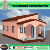 Пакгауз Approved Южная Африка стальной структуры дома EPC самомоднейший Prefab