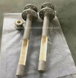 Stahlrohr-Krümmer beschichteten mit dem keramischen Aluminiumoxyd