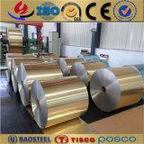 Le papier d'aluminium enduit hydrophile a personnalisé 8011 pour la barrière d'isolation et de vapeur