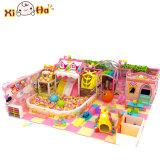Спортивная площадка новой конструкции типа популярной крытая для малышей
