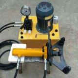 De hand Hydraulische Gespleten Buigmachine van de Staaf van het Staal van het Type