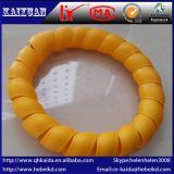 Resistência UV Proteção espiral de plástico / Proteção espiral de plástico / Protetor hidráulico de mangueira