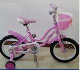 Neues Modell das 12 Zoll-Kind-Fahrrad-der Prinzessin-Girl scherzt Fahrrad-Aluminiumfelge/weißes Gummireifen-Fahrrad